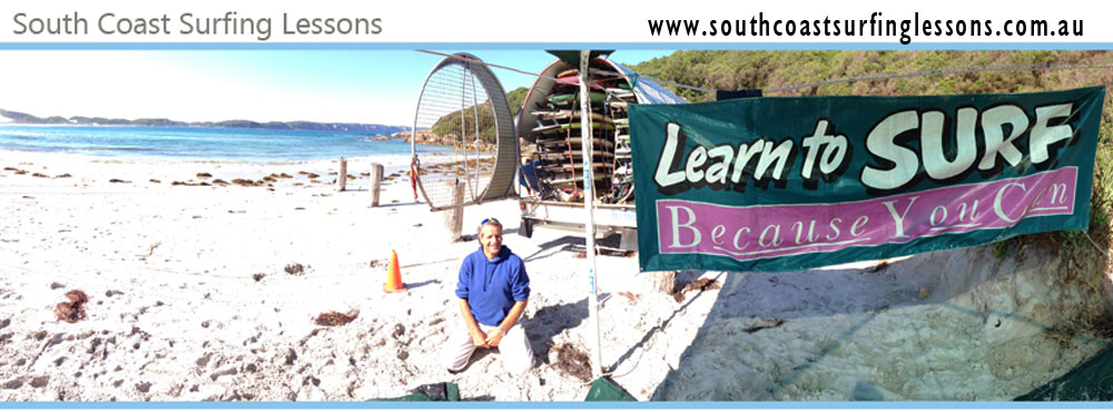 South Coast Surfing Lessons