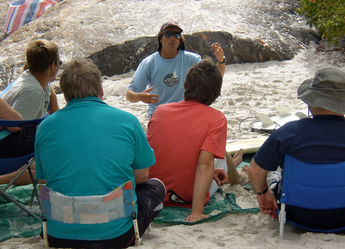 Surfing Courses & Lessons