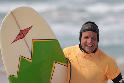 Mike Neunuebel, Surfing Instructor, South Coast of Western Australia
